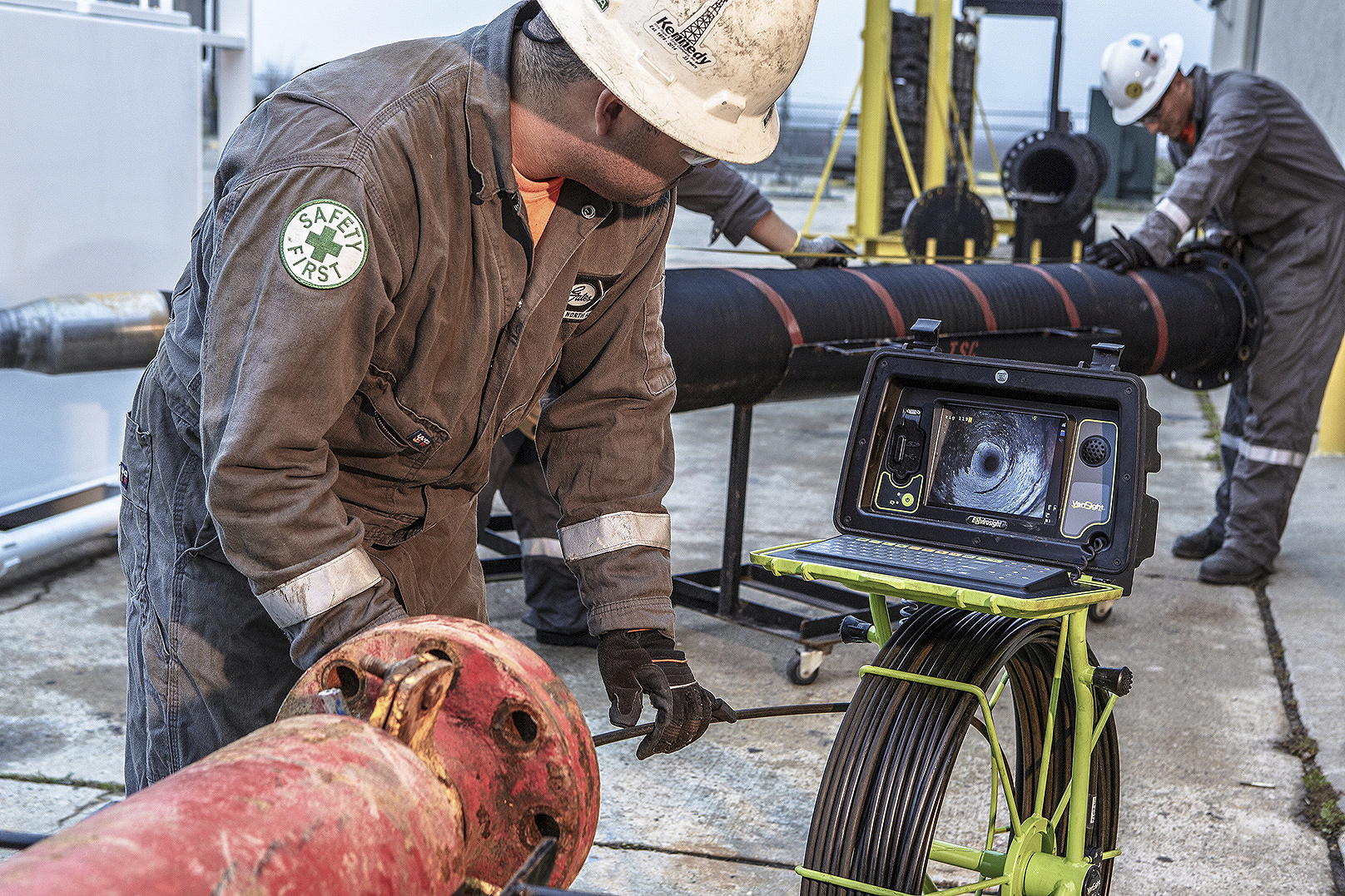 inspection maintenance repair